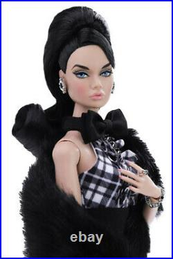 Fashion Royalty Legendary Convention Black Tie Poppy Parker Doll Nude