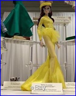 Fashion Royalty Luxe Life Optic Illusion Giselle