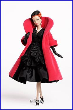 Fashion Royalty MONTE CARLO VICTOIRE ROUX IT FR2 CLUB Exclusive Doll 76008 NRFB