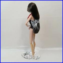 Fashion Royalty Miami Kyori Sato Vice Natalia Fatale Doll 2006 Jason Wu COA-OB