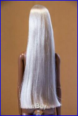 Fashion Royalty Nadja Vanity & Glamour Nude Doll Adele Vanessa Elyse