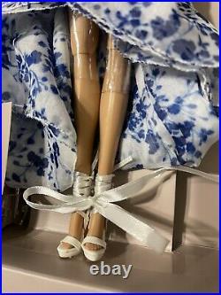 Fashion Royalty Nu Face Metamorphosis Erin Salston doll gift-set/ Displayed