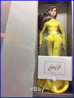 Fashion Royalty Optic Illusion Giselle 2018 Luxe Life convention NRFB
