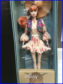 Fashion Royalty Peace Of My Heart Poppy Parker 2018 Ifdc Dressed Doll Nrfb Pp132