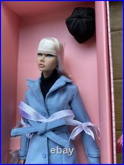 Fashion Royalty Poppy Parker Beatnik Blues NRFB Free Shipping Worldwide