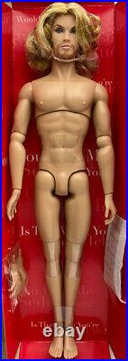 Fashion Royalty Preston Woods Homme Color Infusion Doll Integrity Toys STYLE LAB