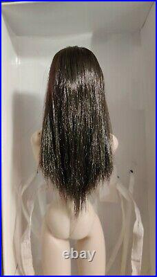 Fashion Royalty Rocking Ever After Lilith nude Nuface 1.0 doll PARTIAL REROOT