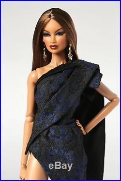 Fashion Royalty Sacred Lotus Karma Kyori Sato 12 LE850 NRFB in Shipper