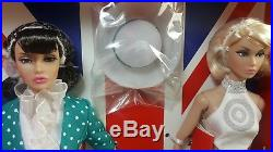 Fashion Royalty Sign of the Times Poppy Parker Giftset NRFB Swinging London NRFB