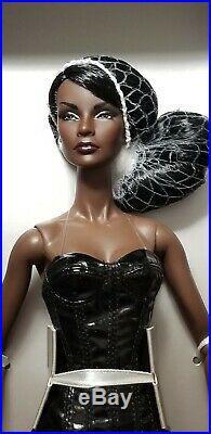 Fashion Royalty Sweet Venom Jordan Duval Boudoir Collection Brand New L@@K