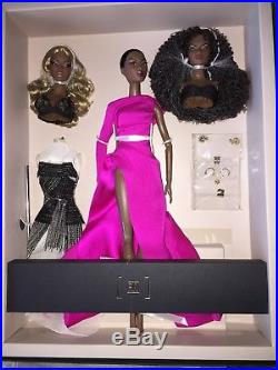 Fashion Royalty The Faces Of Adele Gift-set Complete