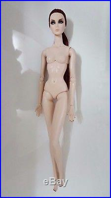 Fashion royalty Integrity Toy Nu. Face Poetic Beauty Lilith Nude Doll Only