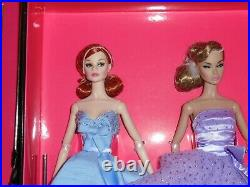 Friend or Foe Poppy Parker & Ginger Gilroy Giftset NRFB 2019 W Club Exclusive