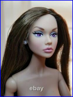 Hard to Find! Fashion Royalty Poppy Parker In The Air 12 Doll NUDE
