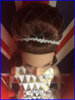 INTEGRITY FR GOLDEN HOLIDAY Poppy Parker DOLL Swinging London FASHION ROYALTY LE