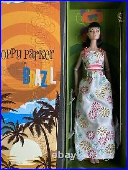 INTEGRITY POPPY PARKER Mission Brazil Bossa Nova Beauty FASHION ROYALTY Doll NIB