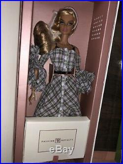 INTEGRITY Toys French Kiss Vanessa Fashion Royalty Doll NRFB