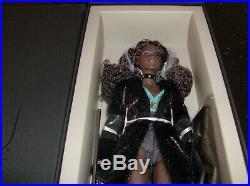IT Fashion Royalty I Slay Nadja 12 NRFB Dark Tone Final Offer