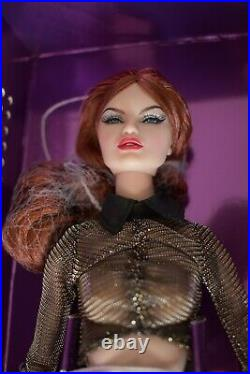In Control Erin Salston 2020 Legendary Convention NuFace Doll, Not Complete