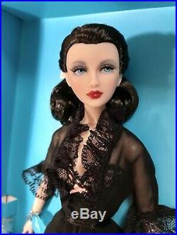 Integrity Fashion Hollywood Royalty MIDNIGHT LACE Mini Gene Doll LE 250 RARE