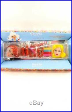 Integrity Toys 2019 Con Heads Up Poppy Parker Heads with Bodies NIB