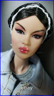 Integrity Toys Cool Kid Ayumi Nakamura Dressed Doll The NU. Face Off Duty NRFB
