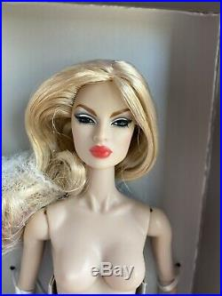 Integrity Toys Fashion Royalty Eugenia Cold Shoulder Nude Doll Only Mint Rare