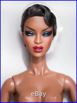 Integrity Toys Fashion Royalty Exquise Adele Makeda NUDE DOLL ONLY