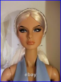 Integrity Toys Fashion Royalty MALIBU SKY AGNES VON WEISS Basic Doll BRAND NEW