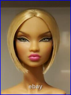 Integrity Toys Fashion Royalty NuFace OOAK Supernova Colette Nude Doll COA EUC