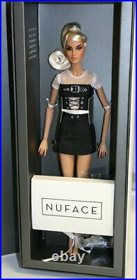 Integrity Toys Fashion Royalty Pretty Reckless Rayna Ahmadi NU. Face Dressed Doll