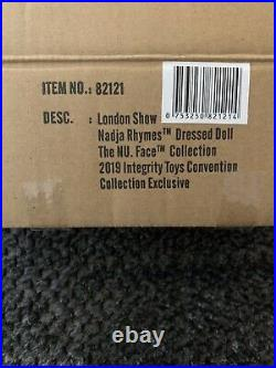 Integrity Toys London Show Nadja Rhymes 2019 IT Convention Collection Exclusive
