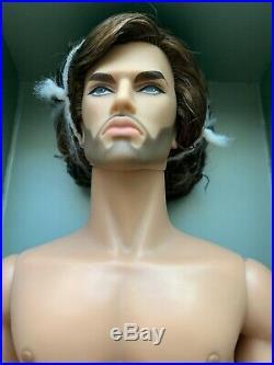 Integrity Toys NU. Face 2019 My Strength Lukas Maverick Close-up Doll NRFB