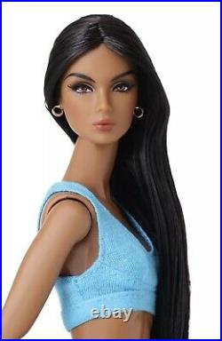 Integrity Toys NuFace Natural High Lilith Blair Doll IN HANDS