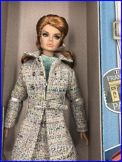 Integrity Toys Poppy Parker Hello New York Model Traveler Dressed Doll NRFB