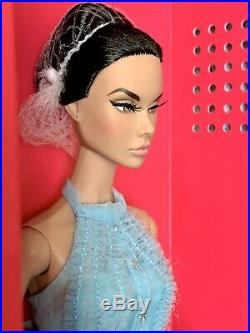 Integrity Toys Poppy Parker Love Is Blue 2019 IT Convention Centerpiece NRFB