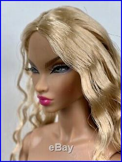 Integrity Toys Supernova Colette Duranger Nude Doll Fashion Royalty Nu Face