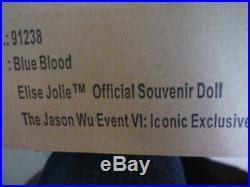 Integrity toys ELISE JOLIE BLUE BLOOD NRFB