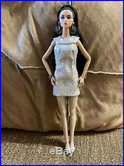 It Fashion Royalty Poppy Complete The Happening Poppy Parker Doll Used