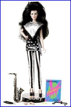 JETTA BURNS From JEM AND THE HOLOGRAMS Fashion Integrity Toys Doll NIB