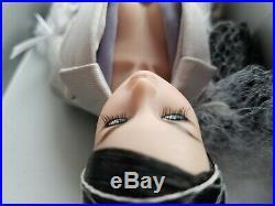Jason Wu Event VI ICONIC Fashion Royalty Silver Zinger Agnes dressed Doll NRFB