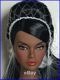 Lemon Frost AA Poppy Parker Nude Doll with Stand & COA Integrity Toys LE 600