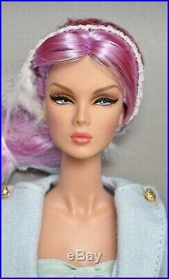 MADEMOISELLE EDEN 12 Dressed Doll Nu. Face Fashion Royalty W Club ACTUAL DOLL