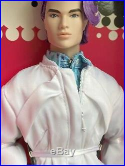 MLP Integrity Toys Homme Rarity Rare form 21 male doll NRFB