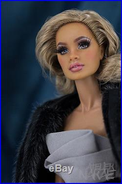 NARAE OOAK 12 Dree Hill Fashion Royalty Integrity Custom Hand Repaint FR Doll