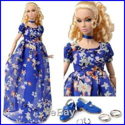 NEW Integrity Spring Song Blonde Poppy Parker Dressed Doll & Shipper Mint NRFB