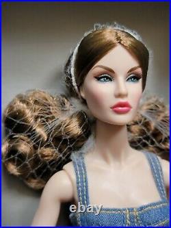 NRFB EYE CANDY RAYNA AHMADI NU FACE DOLL 12 Integrity Toys Fashion Royalty FR