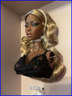 NRFB Integrity Toys W Club Fashion Royalty Faces Of Adele Makeda doll + 2 Bodies