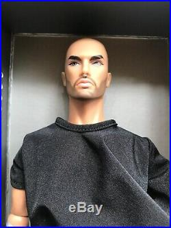 NRFB LUKAS MABERIK TANTRIC 12 doll Integrity Toys MALE HOMME NU FACE FR
