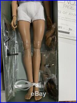 NRFB LUKAS MAVERICK MY STRENGTH NU FACE INTEGRITY Doll W CLUB Fashion Royalty